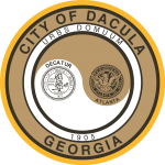 Seal of the City of Dacula